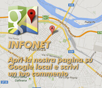 google my business: infonet