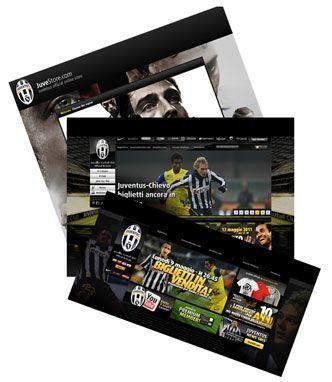 On line il nuovo sito della Juventus F.C.