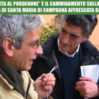 Piacenza capitale della (S)Cultura la salita al pordenone