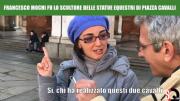 Piacenza capitale della (S)Cultura chi ha realizzato i cavalli in piazza