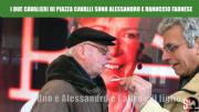 Piacenza capitale della (S)Cultura chi sono i cavalieri in piazza