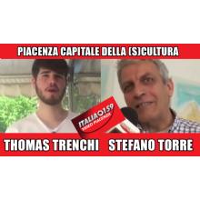 la (S)Cultura al telegiornale di Video Piacenza