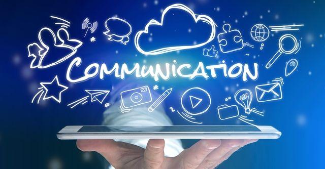la moderna comunicazione sul web