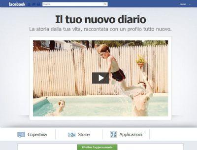 Facebook e il diario personale