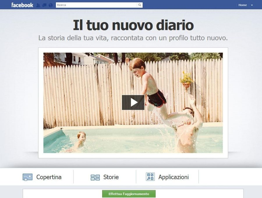 Diario di Facebook dal 30 settembre 2011