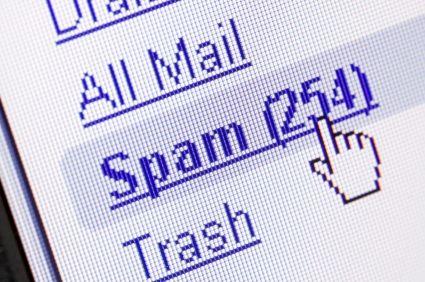 Spam che arriva alle nostre mail. Diffidate e non rispondete