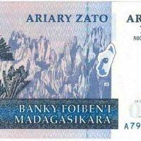 banconota da 100 Aryari