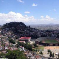 lo stadio di antananarivo
