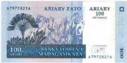 banconota malgascia