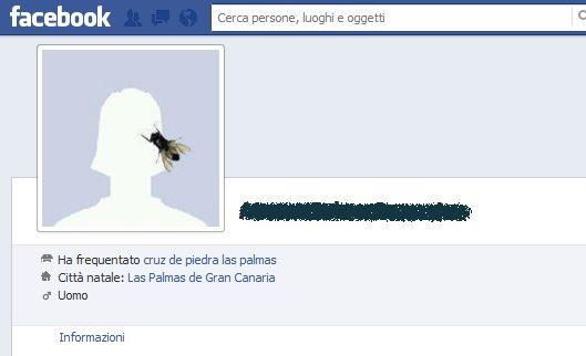 Profili Facebook curiosi