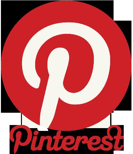 il logo di pinterest