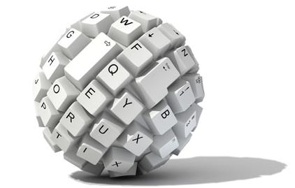 tastiera sferica