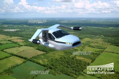 Entro un decennio avremo automobili volanti