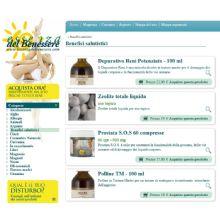 L'essenza del Benessere vendita prodotti naturali online