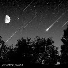 In arrivo lo sciame meteorico delle Leonidi il 17 novembre 2013