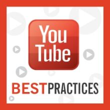 YouTube best practices