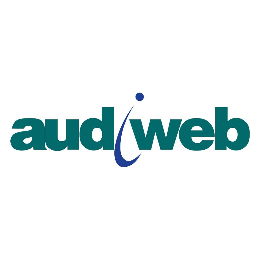 logo audiweb
