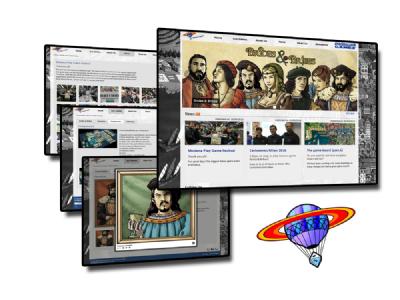 Il sito della spaceballoon games
