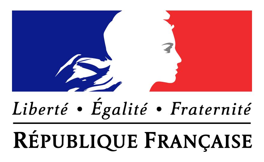 logo della repubblica francese