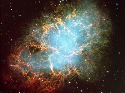 La nebulosa del Granchio
