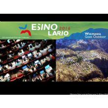 Raduno mondiale di Wikipedia a Esino Lario