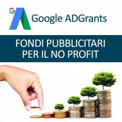 Google regala un sacco di soldi alle No Profit per la loro pubblicità on line