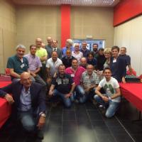 foto di gruppo Capitolo Galileo BNI Piacenza