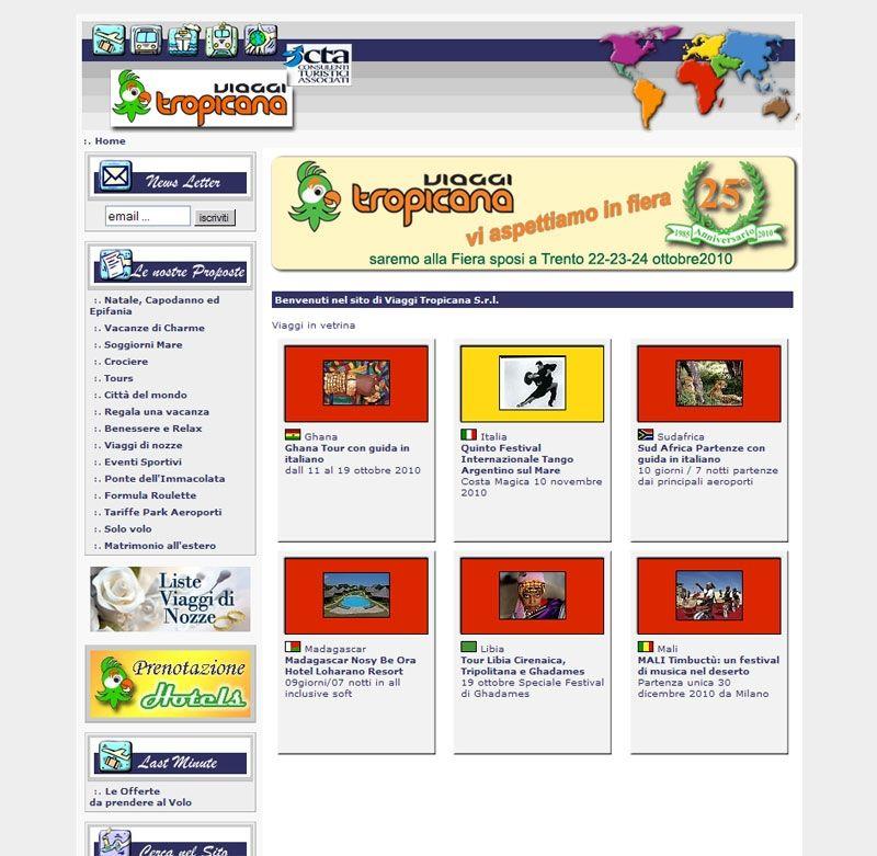home page tropicana