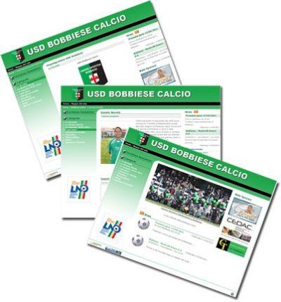 On line il sito della Bobbiese Calcio