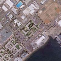 Coronado CA svastica su google maps