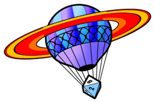logo della space balloon games